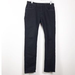 All Saints Reed Jeans Button Fly Straight …
